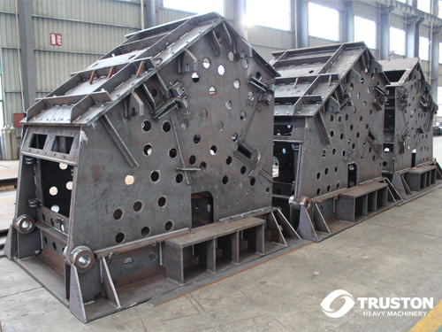 CGF impact crushers ordered by Saudi Arabia clients are